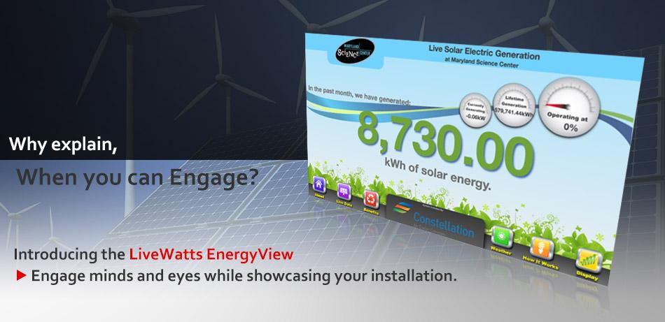 LiveWatts EnergyView